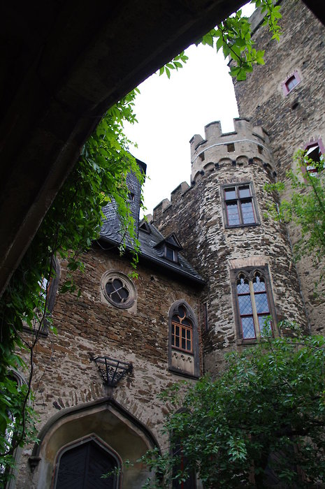 Medieval, Castle Lahneck, Germany